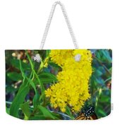 Butterfly At Cape May Nj Weekender Tote Bag