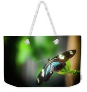 Butterfly At Cleveland Botanical Gardens Weekender Tote Bag