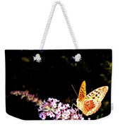 Butterfly Banquet 1 Weekender Tote Bag