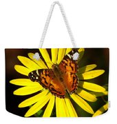Butterfly Bloom Weekender Tote Bag