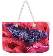 Butterfly Blues - Constable  Weekender Tote Bag