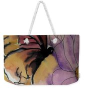Butterfly Collecting Weekender Tote Bag