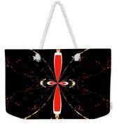 Butterfly Design Weekender Tote Bag