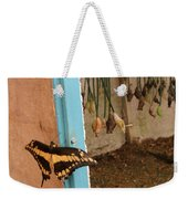 Butterfly Drying His New Wings Weekender Tote Bag