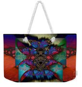 Butterfly Effect 2  Weekender Tote Bag