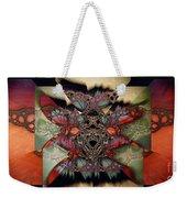 Butterfly Effect 2 / Vintage Tones  Weekender Tote Bag