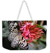 Butterfly Enchantment Weekender Tote Bag