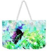Butterfly Fantasty Weekender Tote Bag