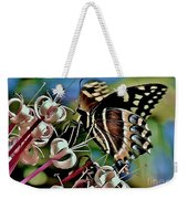 Butterfly Fantasy Weekender Tote Bag