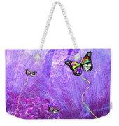 Butterfly Fantasy Weekender Tote Bag
