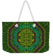 Butterfly Flower Jungle And Full Of Leaves Everywhere  Weekender Tote Bag