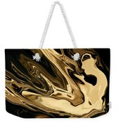 Butterfly Girl 3 Weekender Tote Bag