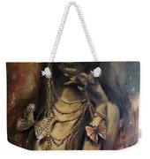 Butterfly Girl.  Weekender Tote Bag