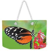 Butterfly  Golden Helicon Weekender Tote Bag