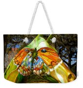 Butterfly Horse Ocala Florida Weekender Tote Bag
