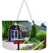 Butterfly House 1 Weekender Tote Bag