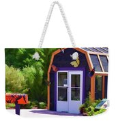Butterfly House 2 Weekender Tote Bag