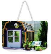 Butterfly House 3 Weekender Tote Bag