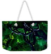 Butterfly In The Bush Weekender Tote Bag