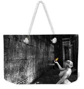 Butterfly In The Catacombs  2 Weekender Tote Bag