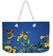 Butterfly In The Sonoran Desert Musuem Weekender Tote Bag