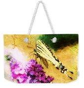 Butterfly Journey Weekender Tote Bag