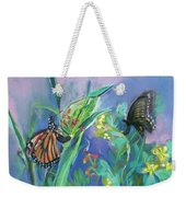 Butterfly Mammas Weekender Tote Bag