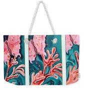 Butterfly Metamorphis Weekender Tote Bag