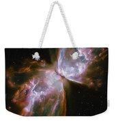 Butterfly Nebula Weekender Tote Bag