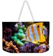Butterfly Of The Sea Weekender Tote Bag