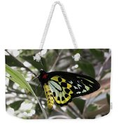 Butterfly One Weekender Tote Bag