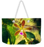 Butterfly Orchid - Encyclia Tampensis Weekender Tote Bag