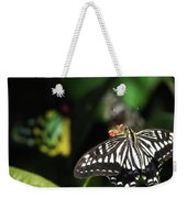 Butterfly Perfect Weekender Tote Bag