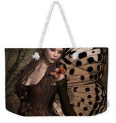Butterfly Princess Of The Forest 2 Weekender Tote Bag