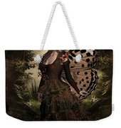 Butterfly Princess Of The Forest Weekender Tote Bag