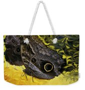 Butterfly Reflections Weekender Tote Bag