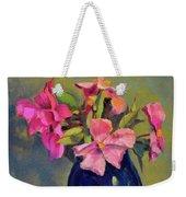 Butterfly Roses Weekender Tote Bag