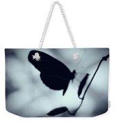 Butterfly Silhouette  Weekender Tote Bag