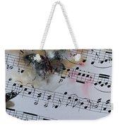 Butterfly Symphony Weekender Tote Bag