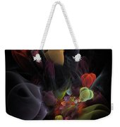 Butterfly Tea - Fractal Art Weekender Tote Bag