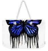 Butterfly Tears Weekender Tote Bag