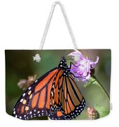 Butterfly - The Monarch  Weekender Tote Bag