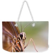 Butterfly Tongue Weekender Tote Bag