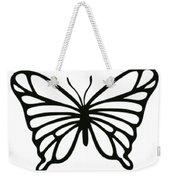 Butterfly Trio  Weekender Tote Bag