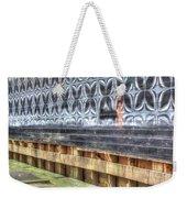 Butterfly Walled Graffiti Weekender Tote Bag