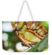 Butterfly Watching Weekender Tote Bag