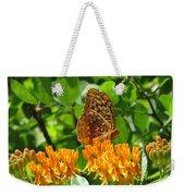 Butterfly Weed Fritillary Weekender Tote Bag