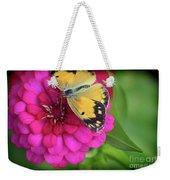 Butterfly Whispers Weekender Tote Bag