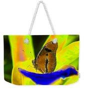 Butterfly Works Number 10 Weekender Tote Bag