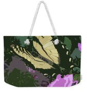 Butterfly's Delight Weekender Tote Bag